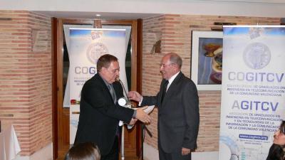 Premio COCITTCV a la Red CEEI Comunitat Valenciana