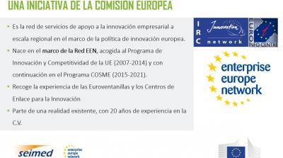 Servicios de apoyo a la Internacionalización de la Comisión Europea