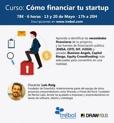 Curso: Como financiar tu Startup