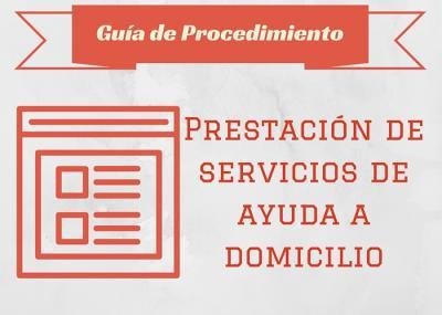 Prestació de serveis d'ajuda a domicili