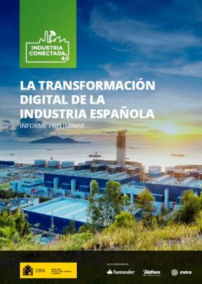 La transformaci�n digital de la industria espa�ola