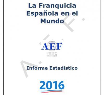 La franquicia española en el mundo