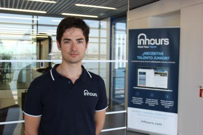 Fran Garc�a, CEO Inhours