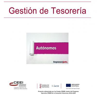 Manual para Aut�nomos: Gesti�n de la Tesorer�a