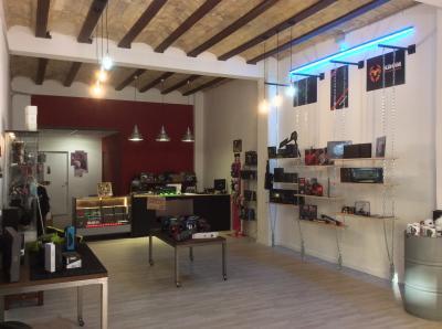Tienda Ecrafters en Valencia
