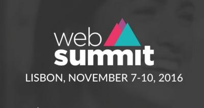 The 2016 Web Summit will take place in Lisbon