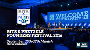 Bits & Pretzels, one of the largest founder festivals in Europe