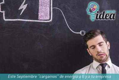 Feliz regreso al trabajo. Agencia idea Marketing y Consultor�a