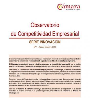 Observatorio de Competitividad Empresarial