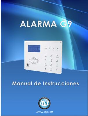 Manual alarma G9