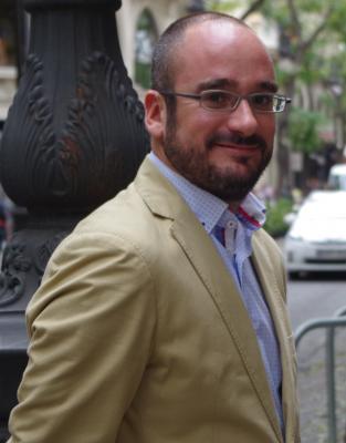 Pedro Reig, presidente AJE CV