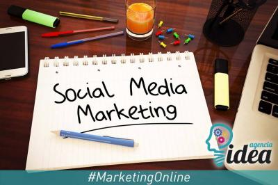 Social media, agencia idea