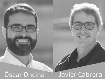 Óscar Oncina y Javier Cabrera