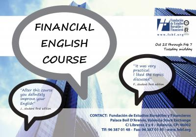 Financial English Course
