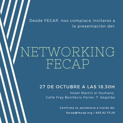 INTIVACI�N NETWORKING 26-10-16