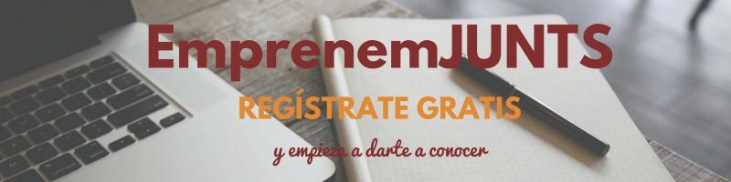 Empieza a publicar contenidos en Emprenemjunts y hazte visible totalmente gratis