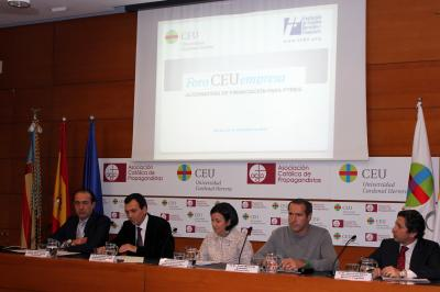 Mesa redonda Alternativas de financiación para pymes