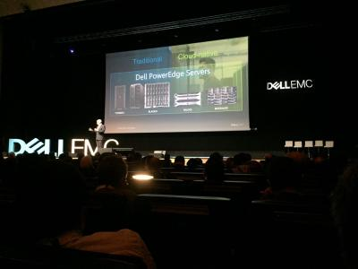 Asistimos al evento Dell EMC Forum