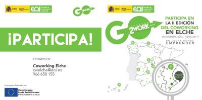 2ª Edición Coworking EOI en Elche. Te ayudamos a poner en marcha e impulsar tu proyecto.