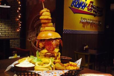 foto burger