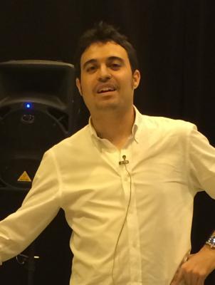Javier Fuentes, CEO DE Swipe