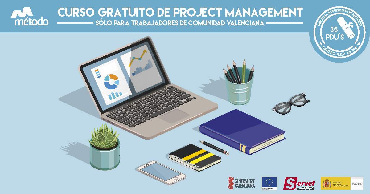 curso online gratuito de project management para