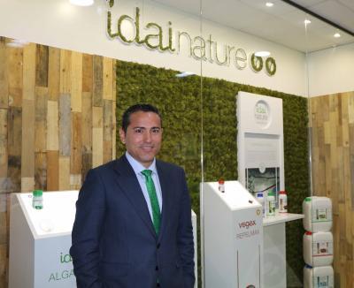 Carlos Ledó, director general de Idai Nature