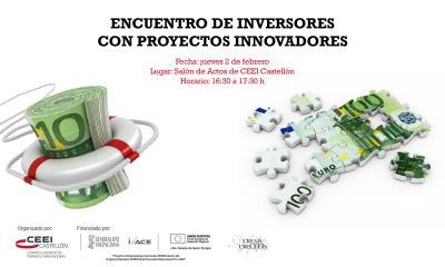 Encuentro de Inversores privados Red CEEI Castellón