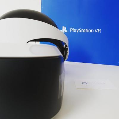 Quasar Dynamics PlayStation VR