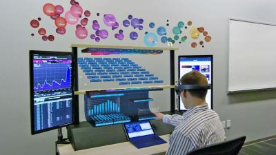 Realidad Virtual sector financiero