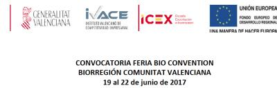 Feria BIO Convention 19-22 junio 2017