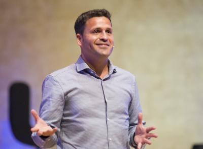 Carlos Delgado, fundador i CEO de Level UP