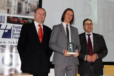 El Patronato de la FEBF premia a Rankia