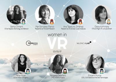 Women in VR