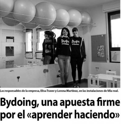 Bydoing
