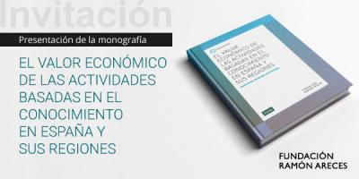 presentación Fundación Ramón Areces