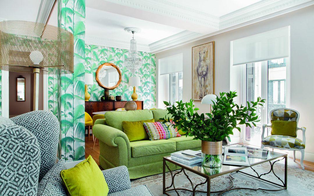 El estilo ecl ctico la mezcla de estilos art culo for Estilo eclectico diseno de interiores