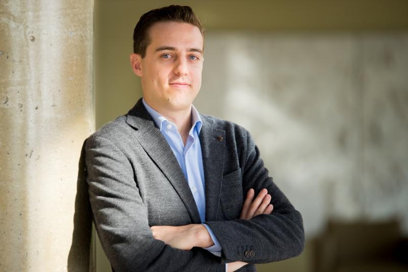 David J. Jacq, socio fundador de Transición