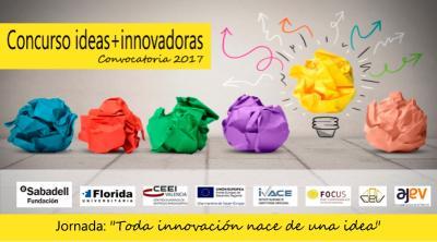 Concurso Ideas+Innovadoras