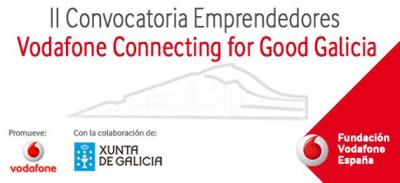 Vodafone Connecting for good Galicia