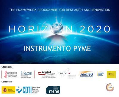 Programa - Jornada instrumento pyme h2020 2017