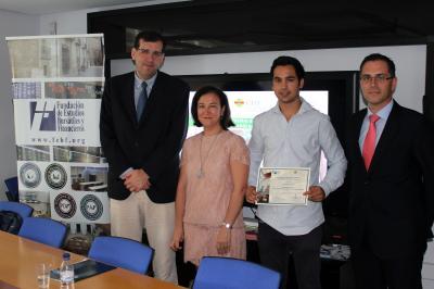 Premio Bolsa FEBF-Universidad CEU Cardenal Herrera