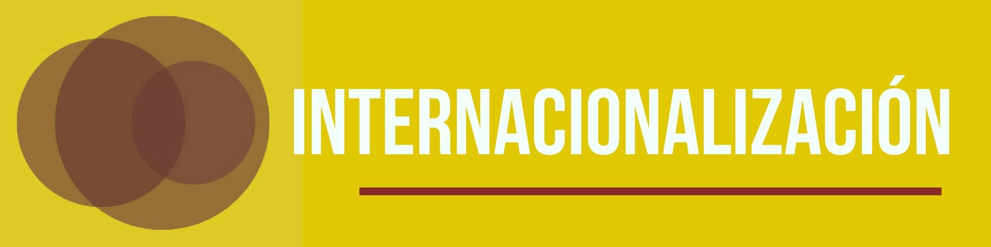 Internacionalización[;;;][;;;]