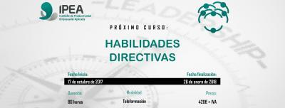 Curso: Habilidades Directivas