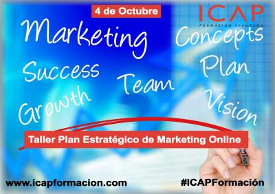 Cómo elaborar un Plan Estratégico de Marketing Digital