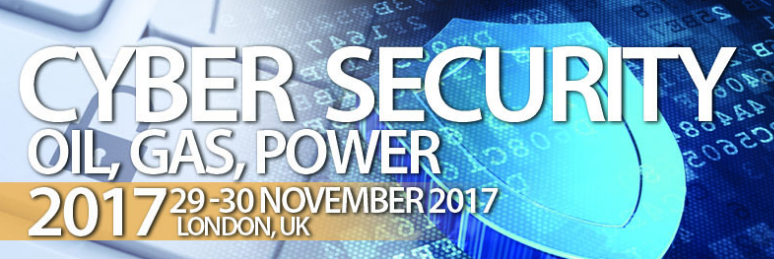 Cyber Security, Oil, Gas & Power 2017