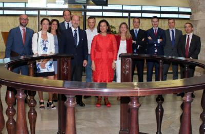 Sesión del Foro de Asesoramiento Patrimonial de la FEBF