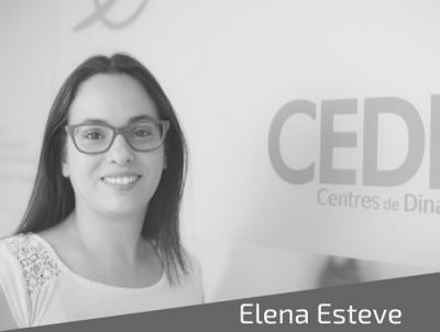 Elena Esteve Fortaner.