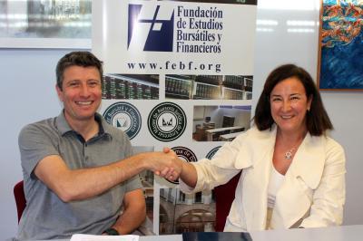 Nuevo socio de la FEBF