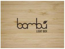 Bambú Light Box